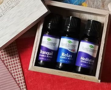 plant therapy oils RELAX set